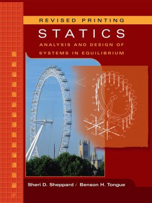 Statics: Analysis and Design of Systems in Equilibrium 9780471947219