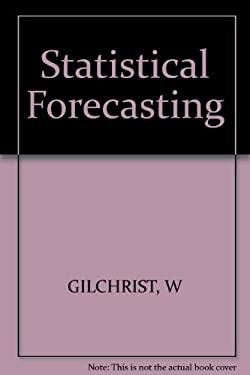 Statistical Forecasting