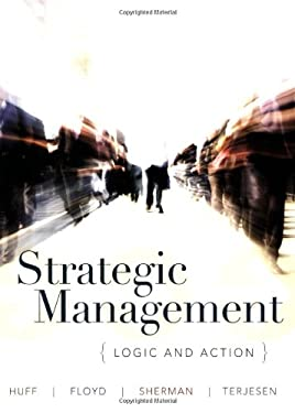 Strategic Management: Thought and Action 9780471017936