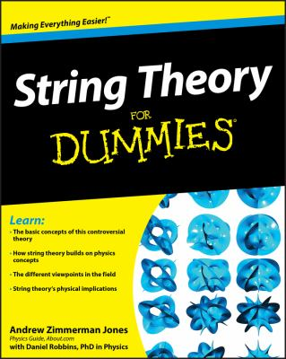 String Theory for Dummies 9780470467244