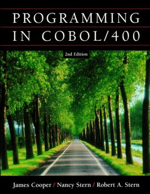 Structured COBOL Programming for the As400 9780471418467