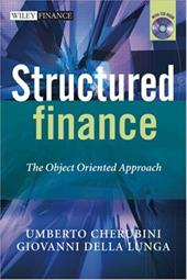 Structured Finance: The Object Oriented Approach [With CDROM]