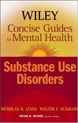 Substance Use Disorders 9780471689911