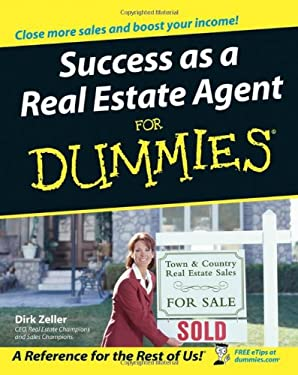 Success as a Real Estate Agent for Dummies 9780471799559