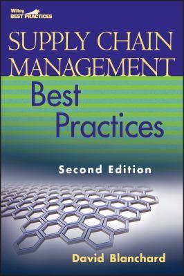 Supply Chain Management: Best Practices 9780470531884
