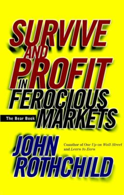 Survive and Profit in Ferocious Markets: The Bear Book 9780471348825