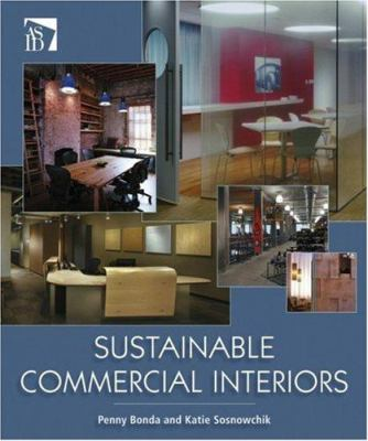 Sustainable Commercial Interiors 9780471749172