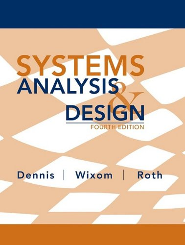 Systems Analysis and Design, 7th Edition | Computer ...