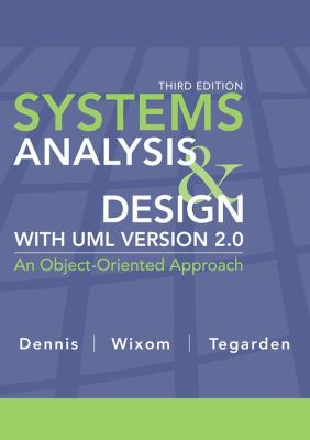 Systems Analysis Design with UML Version 2.0: An Object-Oriented Approach 9780470074787
