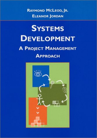 Systems Development: A Project Management Approach 9780471220893