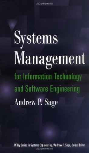Systems Management for Information Technology and Software Engineering 9780471015833