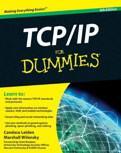 TCP/IP for Dummies 9780470450604