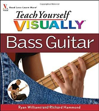 Teach Yourself Visually Bass Guitar 9780470048504