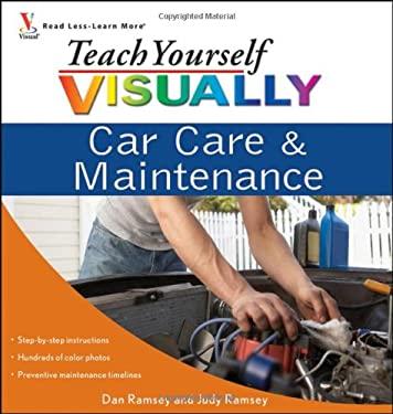 Teach Yourself Visually Car Care & Maintenance