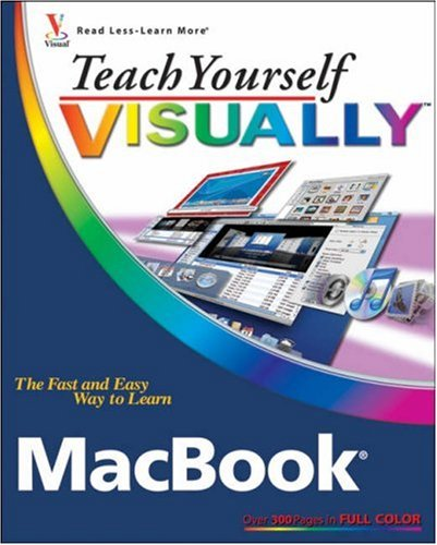 Teach Yourself Visually MacBook 9780470224595