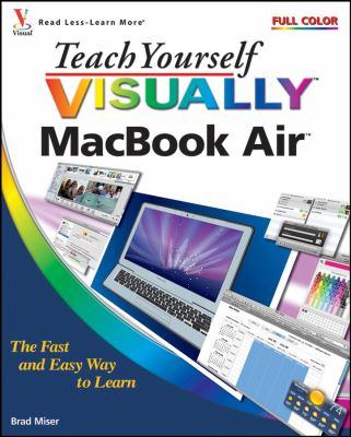 Teach Yourself Visually MacBook Air 9780470376133