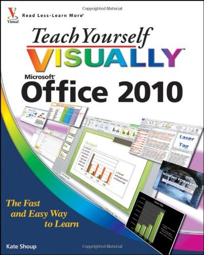 Teach Yourself Visually Office 2010 9780470571934