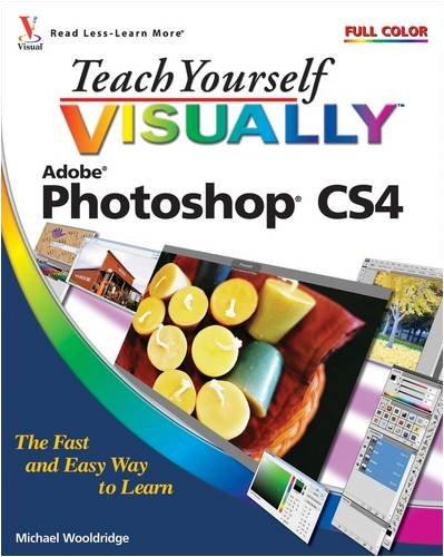 Teach Yourself Visually Photoshop CS4 9780470339473