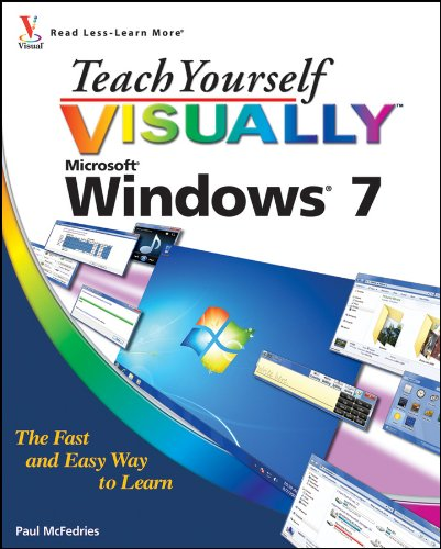 Teach Yourself Visually Windows 7 9780470503867