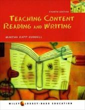 Teaching Content Reading and Writing 1545879
