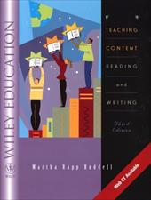 Teaching Content Reading and Writing 1555362