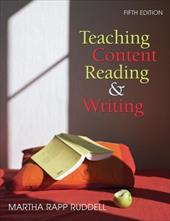Teaching Content Reading and Writing 1506066