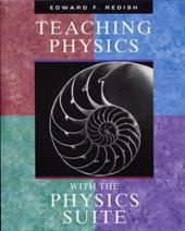 Teaching Physics with the Physics Suite [With CDROM] 1556420
