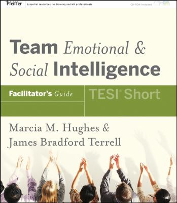 Team Emotional & Social Intelligence: TESI Short [With CDROM and Paperback Book and Hardcover Book] 9780470259092