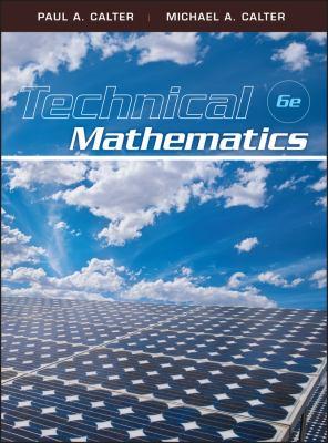 Technical Mathematics - 6th Edition