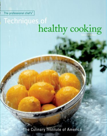 Techniques of Healthy Cooking 9780471332695
