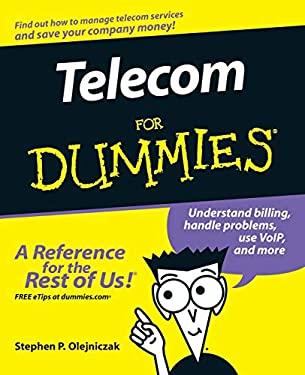 Telecom for Dummies 9780471770855