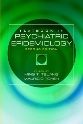 Textbook in Psychiatric Epidemiology 9780471409748