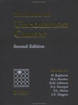 Textbook of Uncommon Cancer 9780471929215