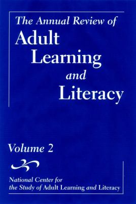 The Annual Review of Adult Learning and Literacy, National Center for the Study of Adult Learning and Literacy 9780470623053