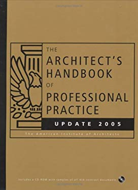 The Architect's Handbook of Professional Practice 9780471719373