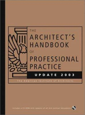 The Architect's Handbook of Professional Practice [With CDROM] 9780471268468
