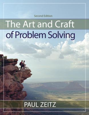 The Art and Craft of Problem Solving 9780471789017