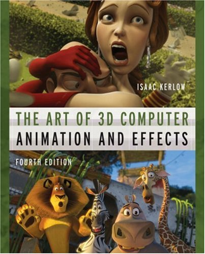 The Art of 3D Computer Animation and Effects 9780470084908
