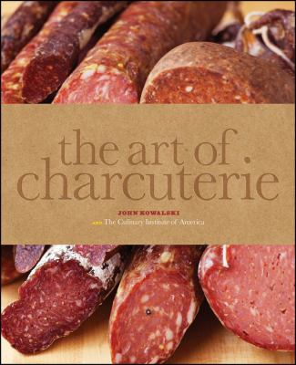 The Art of Charcuterie 9780470197417