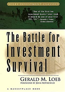 The Battle for Investment Survival 9780471132974