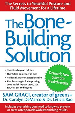 The Bone-Building Solution 9780470838914