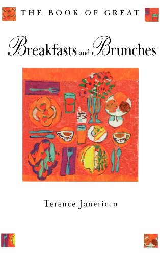 The Book of Great Breakfasts and Brunches 9780471285397