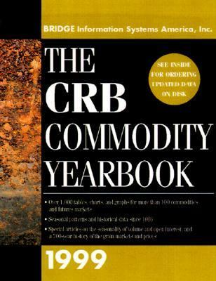 The CRB Commodity Yearbook 1999 9780471327042