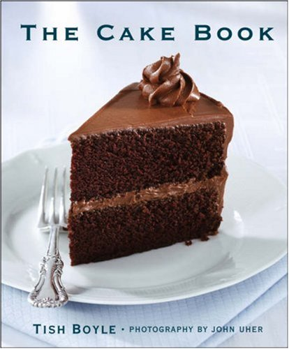 The Cake Book 9780471469339