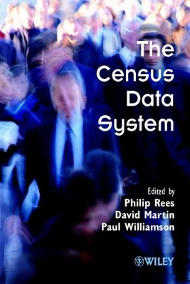 The Census Data System [With CD] 9780470846889