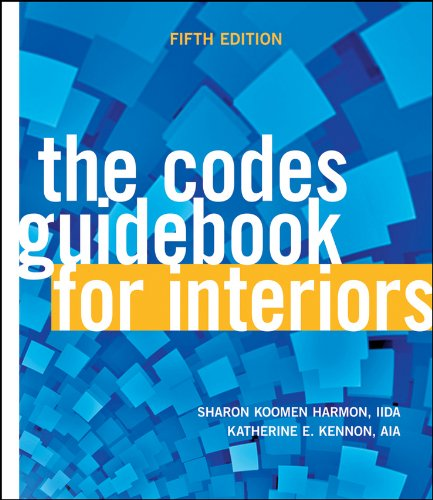 The Codes Guidebook for Interiors 9780470592090