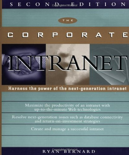 The Corporate Intranet 9780471247753