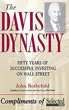 The Davis Discipline: Fifty Years of Successful Investing on Wall Street 9780471331780