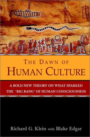 The Dawn of Human Culture 9780471252528