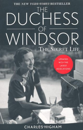 The Duchess of Windsor: The Secret Life 9780471485230